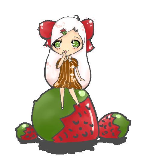 Strawberry ID by yaoi-girl-inu