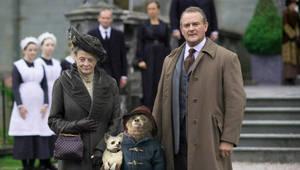 Paddington in Downton Abbey