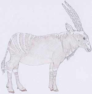 Emzuk antelope