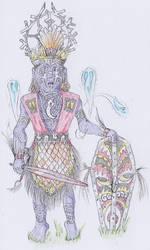 Borgalor: Orc chief