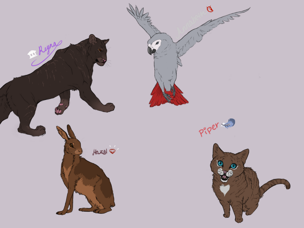 Hoo characters twist gals by blackmagic02 on deviantart for Jackson galaxy cat toys australia