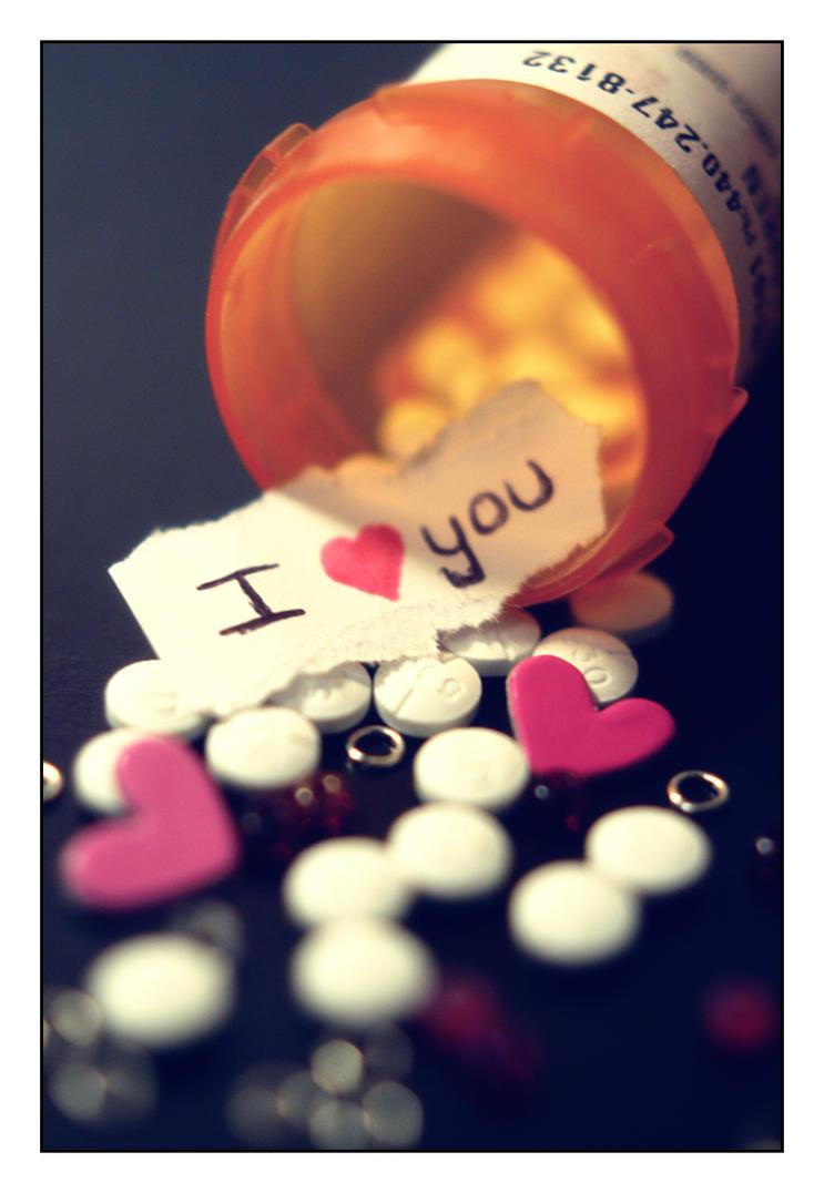 Love Drug by ladyhawk21