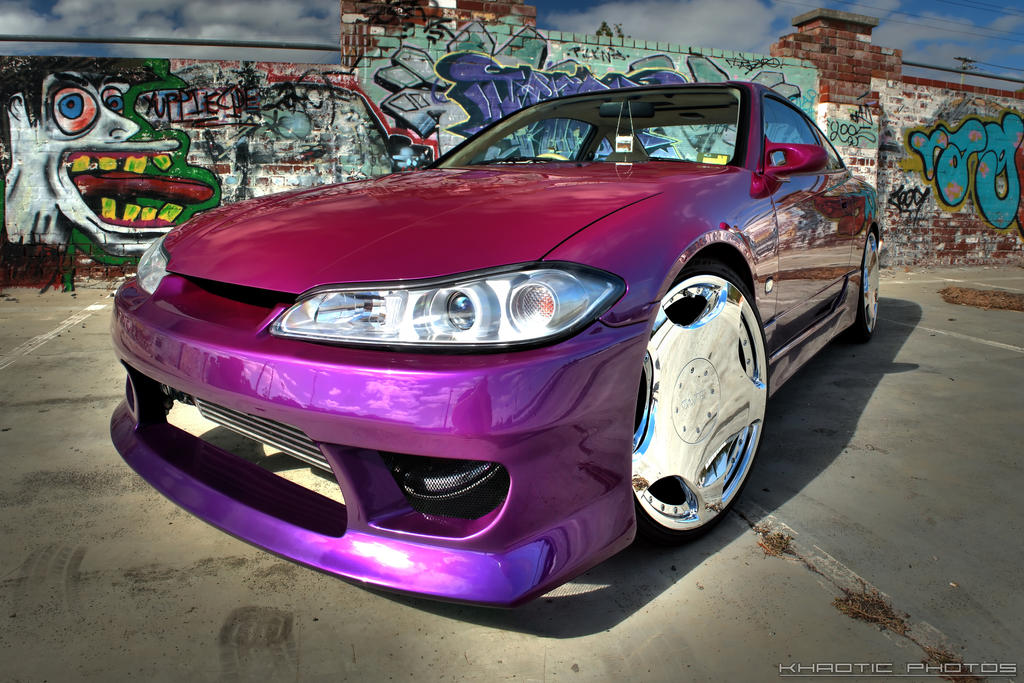 Nissan Silvia S15   HDR By KhAoTiC X83 ...
