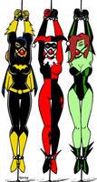 Gotham Girls in Bondage