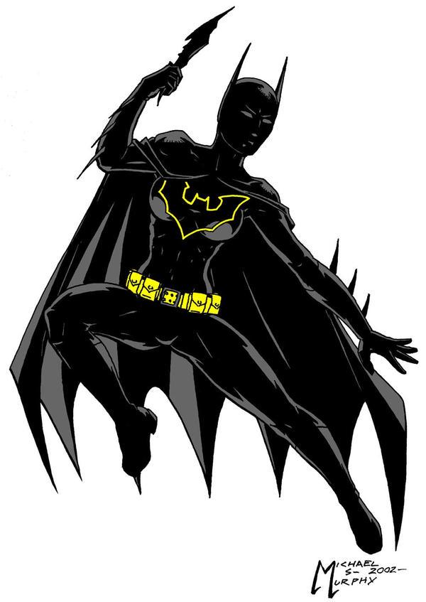 Batgirl Cassandra Cain by RedSpider2008