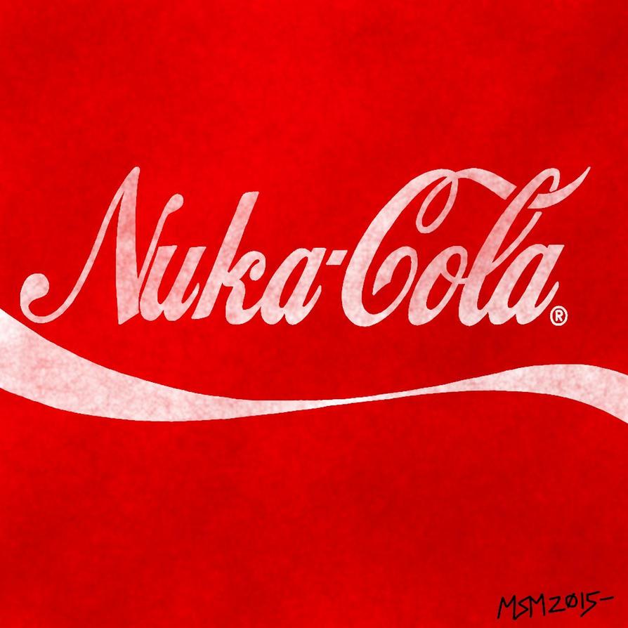 Nuka-Cola by RedSpider2008