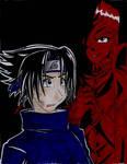 Sasuke vs Saber II