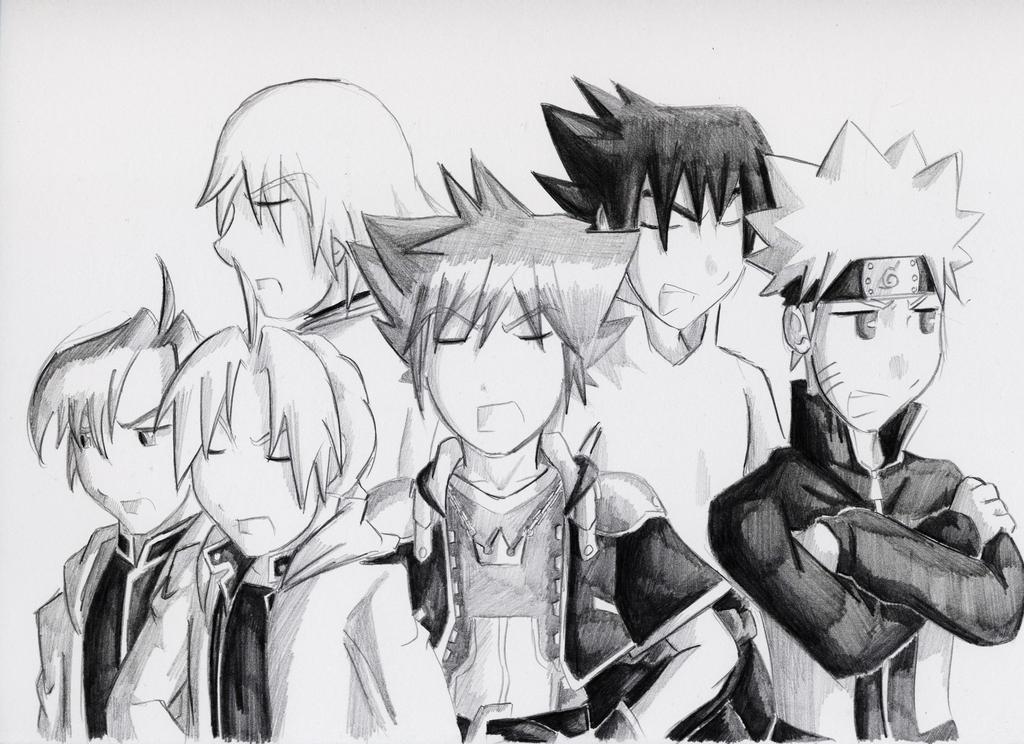 The Anime Boys Irritat...
