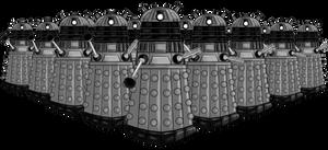 The Dalek Horde
