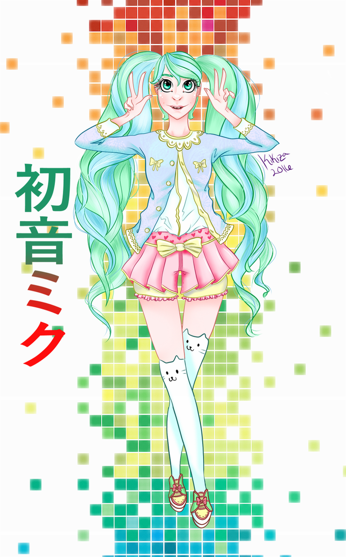 Vocaloid Fashion Show