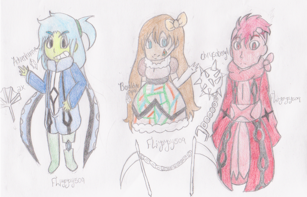 Gemsona name your price adopts ( 0-3 ) CLOSED by flippy509