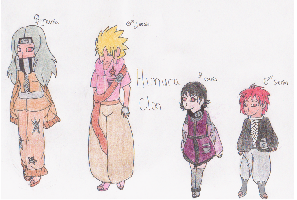 Himura Clan Adopts ( FREE/OPEN ) by flippy509