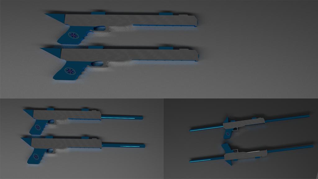 BLAK Weapons: Nevetempesta by Accel-Phoenix