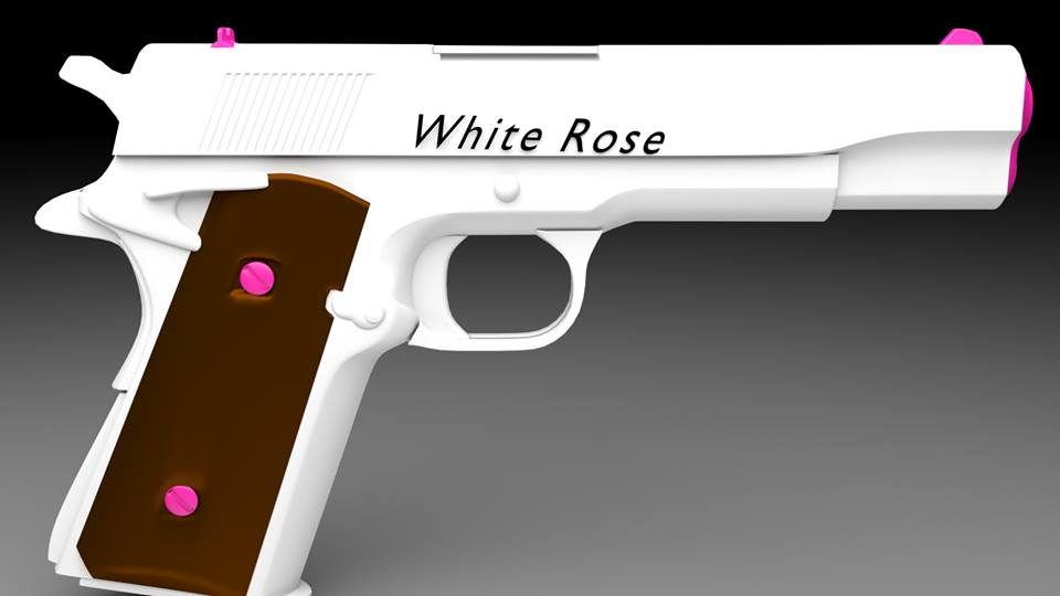 White Rose by Accel-Phoenix