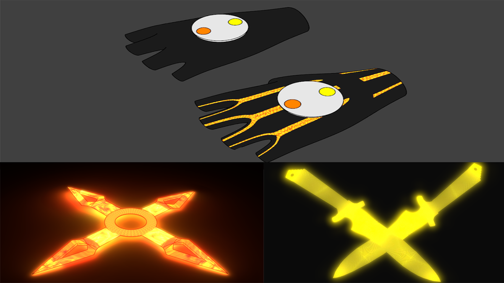 Vormund Set MK II (Gloves) WIP by Accel-Phoenix