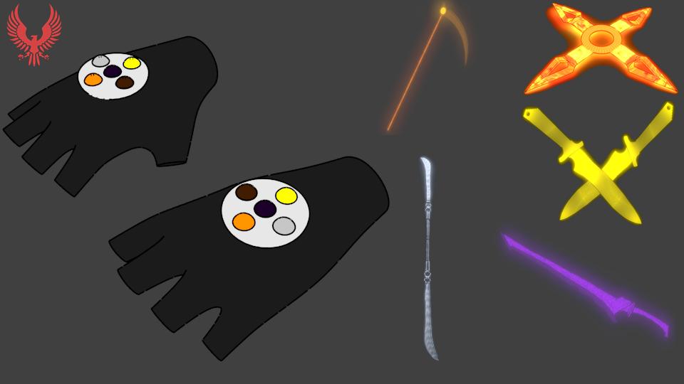 Vormund Set MK II (Gloves) Complete by Accel-Phoenix