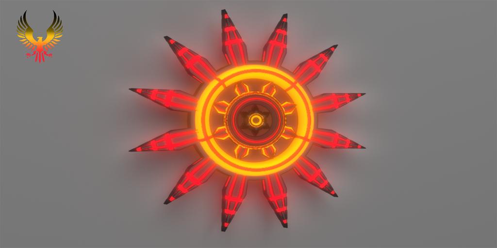 Black Sun Halo by Accel-Phoenix