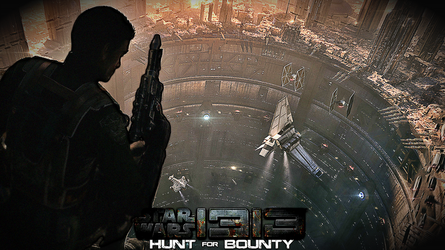 Star Wars 1313 Wallpaper