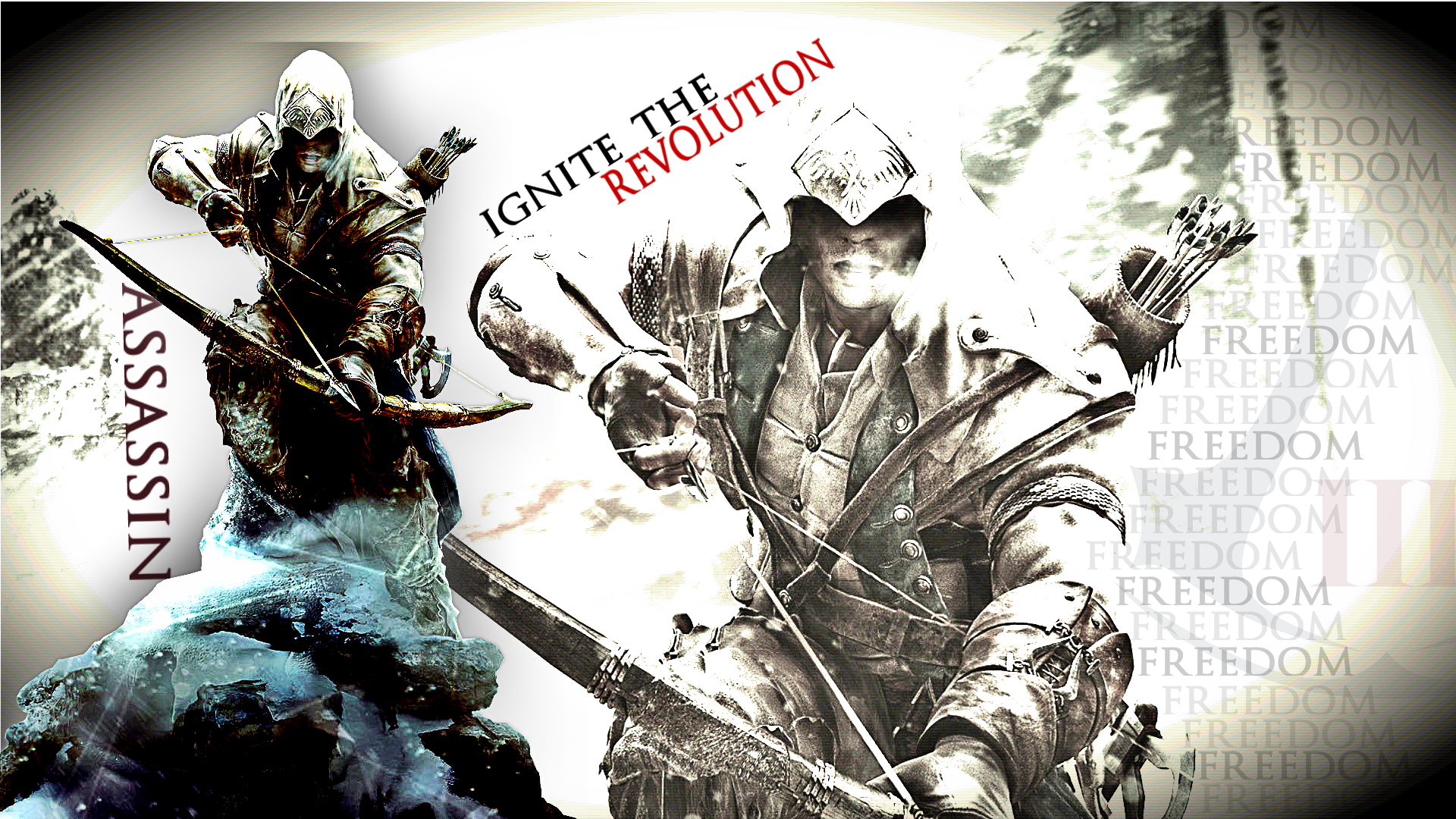 Assassin S Creed 3 Wallpaper 2 By Kunggy1 On Deviantart
