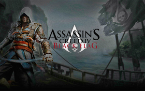 Assassin's Creed IV: Black Flag by kunggy1