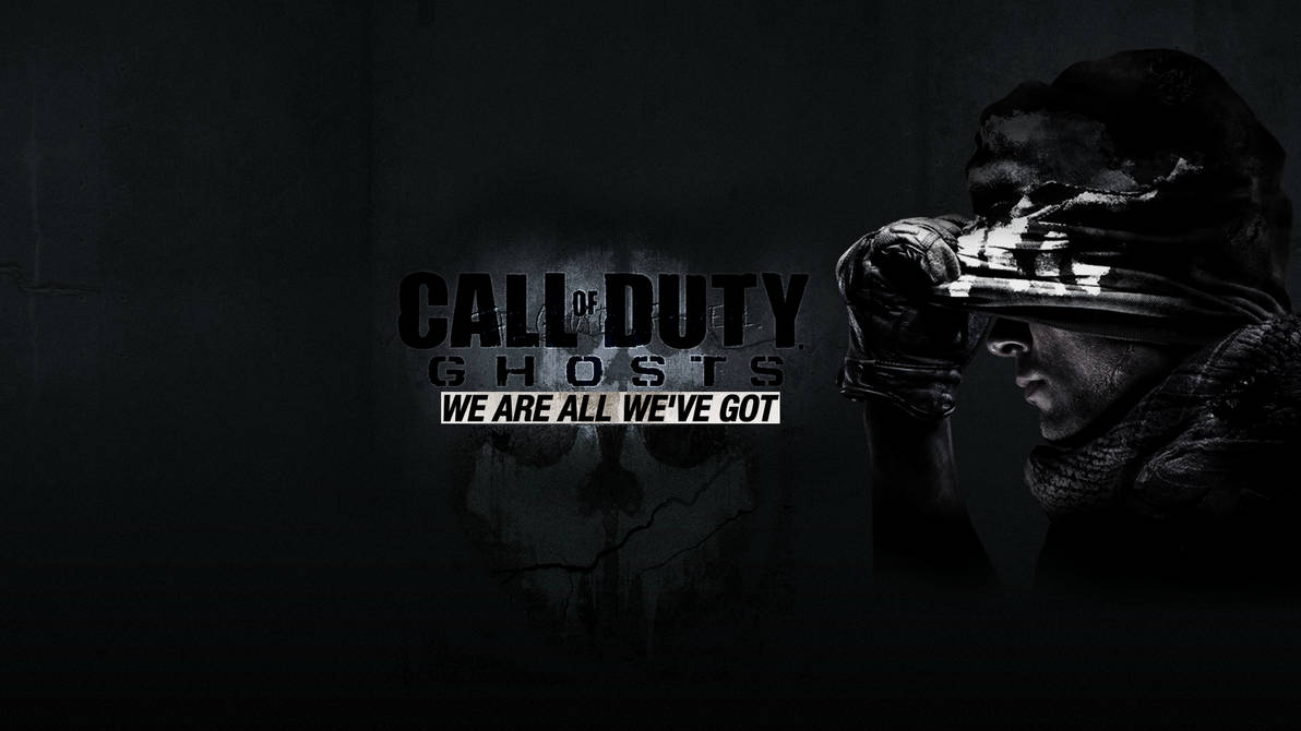 Call of Duty: Ghosts Wallpaper 2 by kunggy1