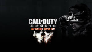 Call of Duty: Ghosts Wallpaper 2 + Effect by kunggy1
