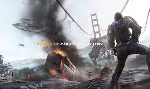 Call of Duty : Advanced Warfare Wallpaper HD by kunggy1