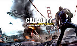 Call of Duty: Advanced Warfare Wallpaper by kunggy1