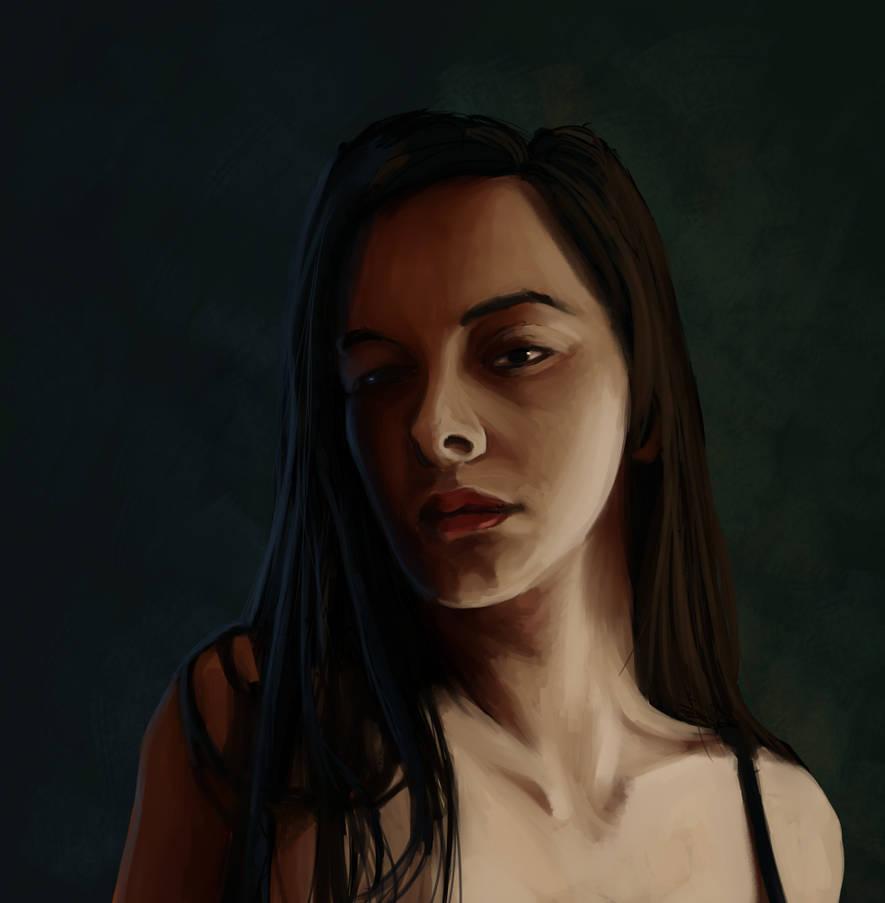Daniela - Study by Uriak