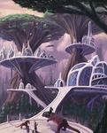 Amazon outpost on Osiris V