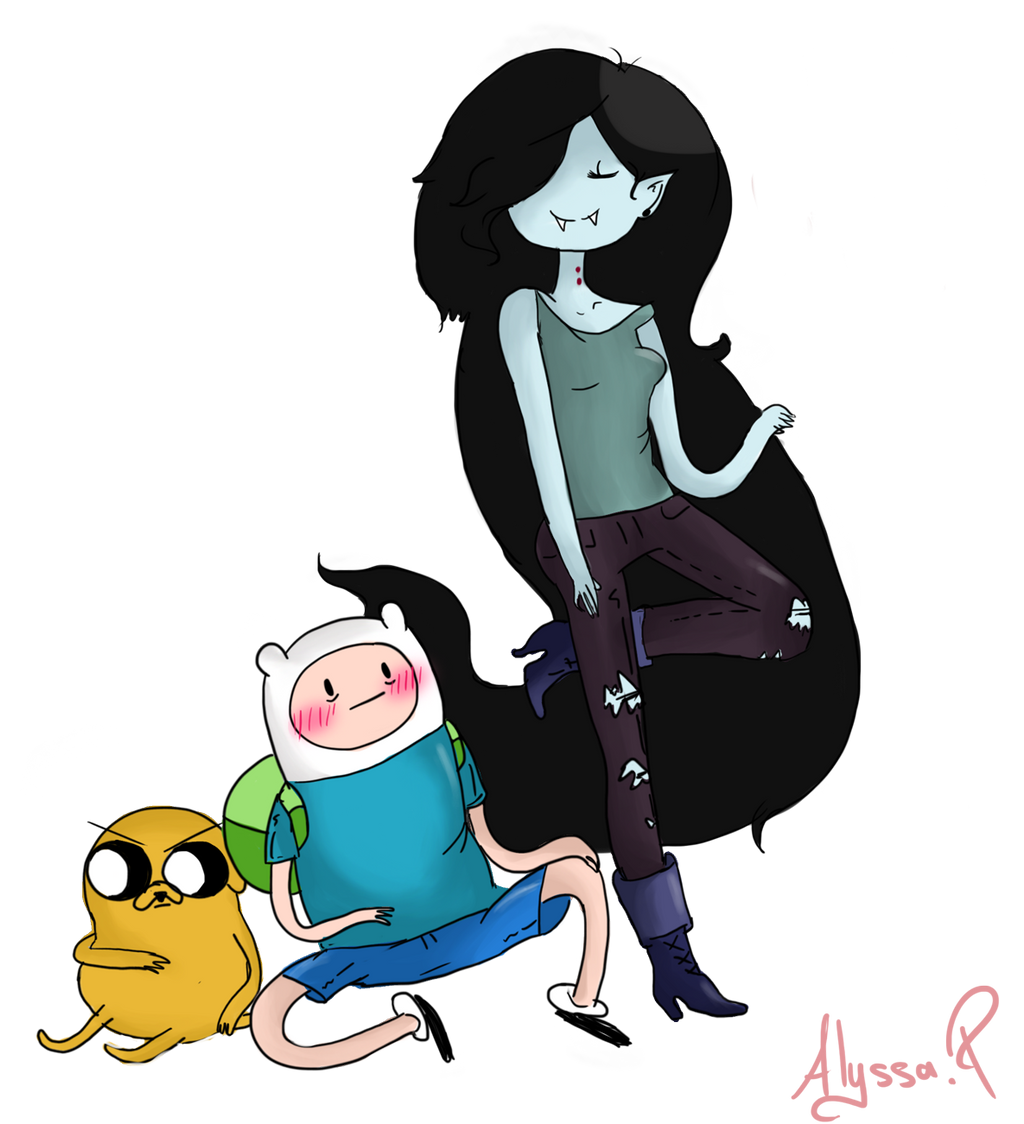 Well isn't it my favorite pal Finn by PolitosBurritos