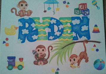 Ryden's Name by CrazieCathie