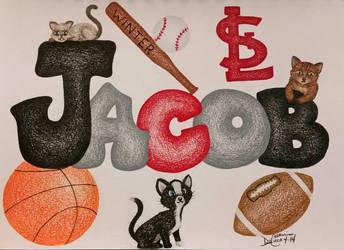 Jacob's Name by CrazieCathie