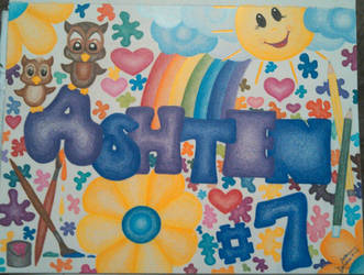 Ashten's Name by CrazieCathie