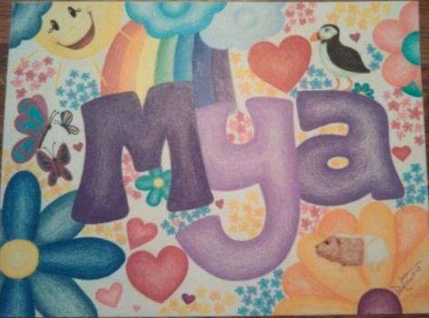 Mya's Name