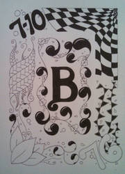 Anniversary B by CrazieCathie