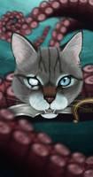 Pirate Cat by DianaGatto