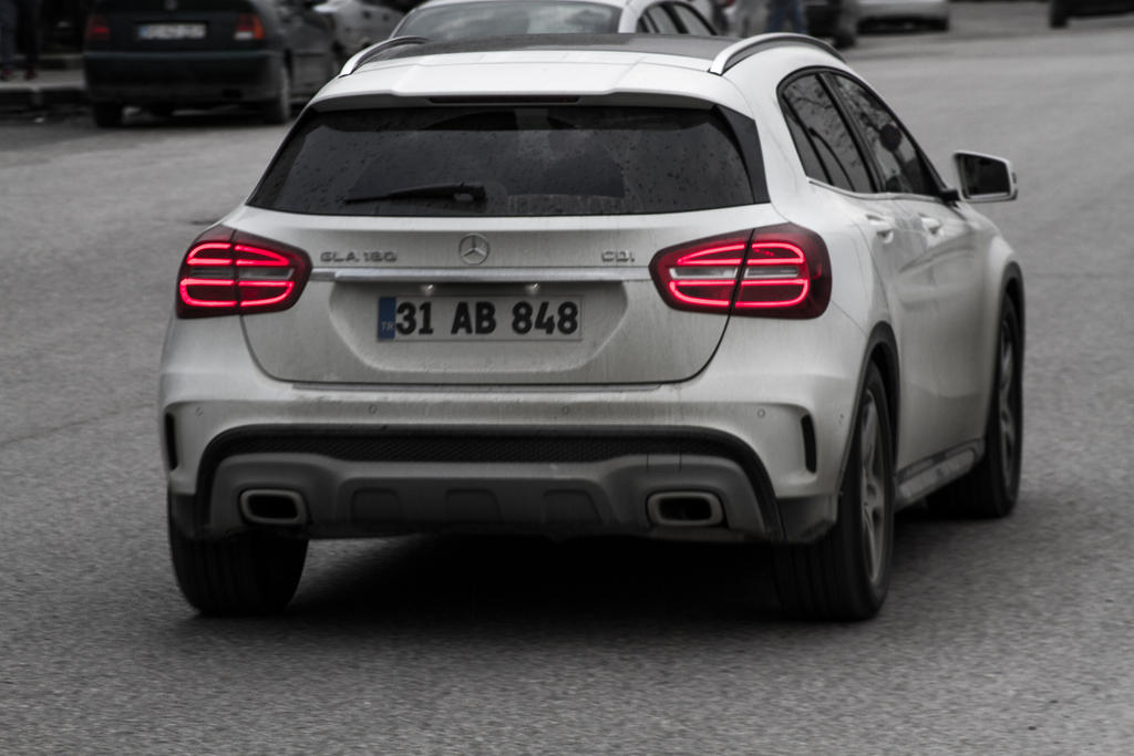 mercedes benz gla 180 cdi x 156 by erdemdeniz on deviantart