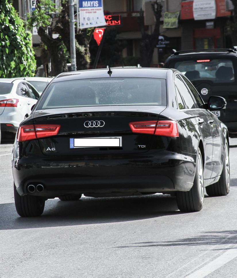 Audi A6 2.0 TDi By ErdemDeniz On DeviantArt