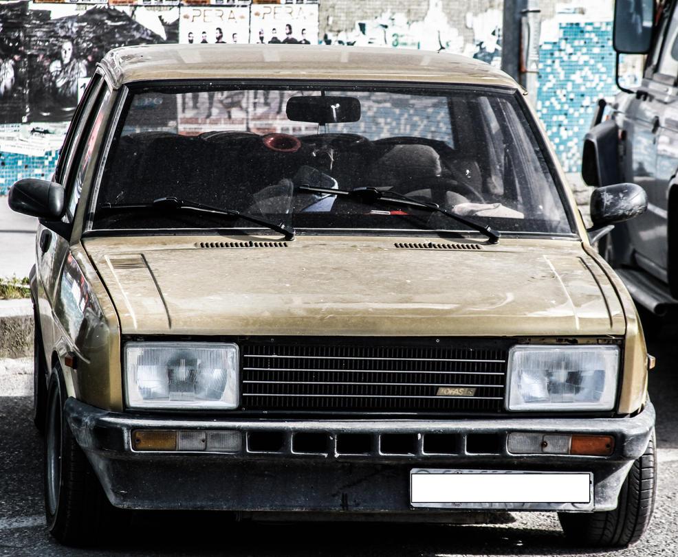 Fiat / Seat / Tofas Murat 131 by ErdemDeniz