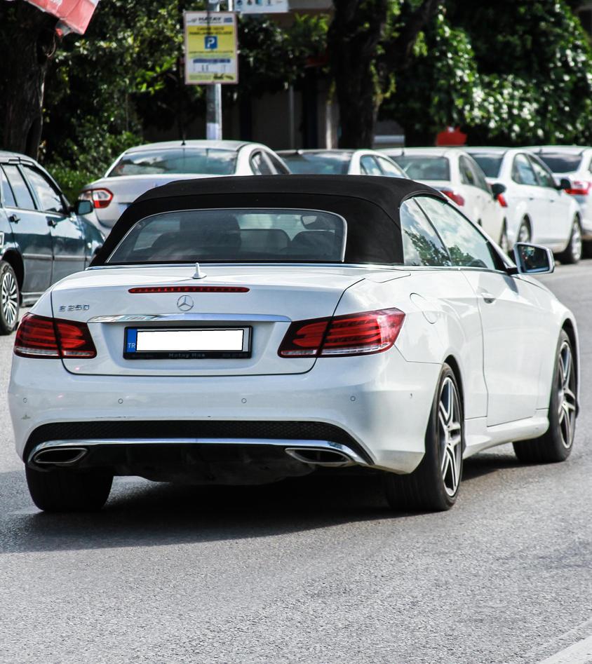 Mercedes Benz E 250 Cabriolet / C207 by ErdemDeniz