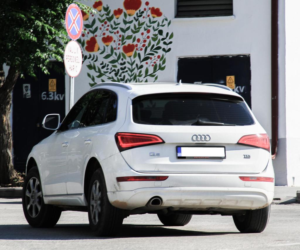 Audi Q5 2.0 TDi By ErdemDeniz On DeviantArt