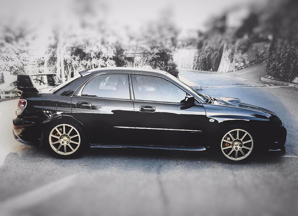 Subaru Impreza WRX STi by ErdemDeniz