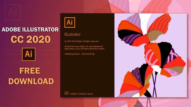 Adobe Illustrator 2020 v24.0.2.373 (x64) With Crac