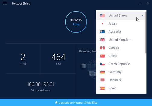 Hotspot Shield VPN Elite 2020 Pre-active (8.7.1) w