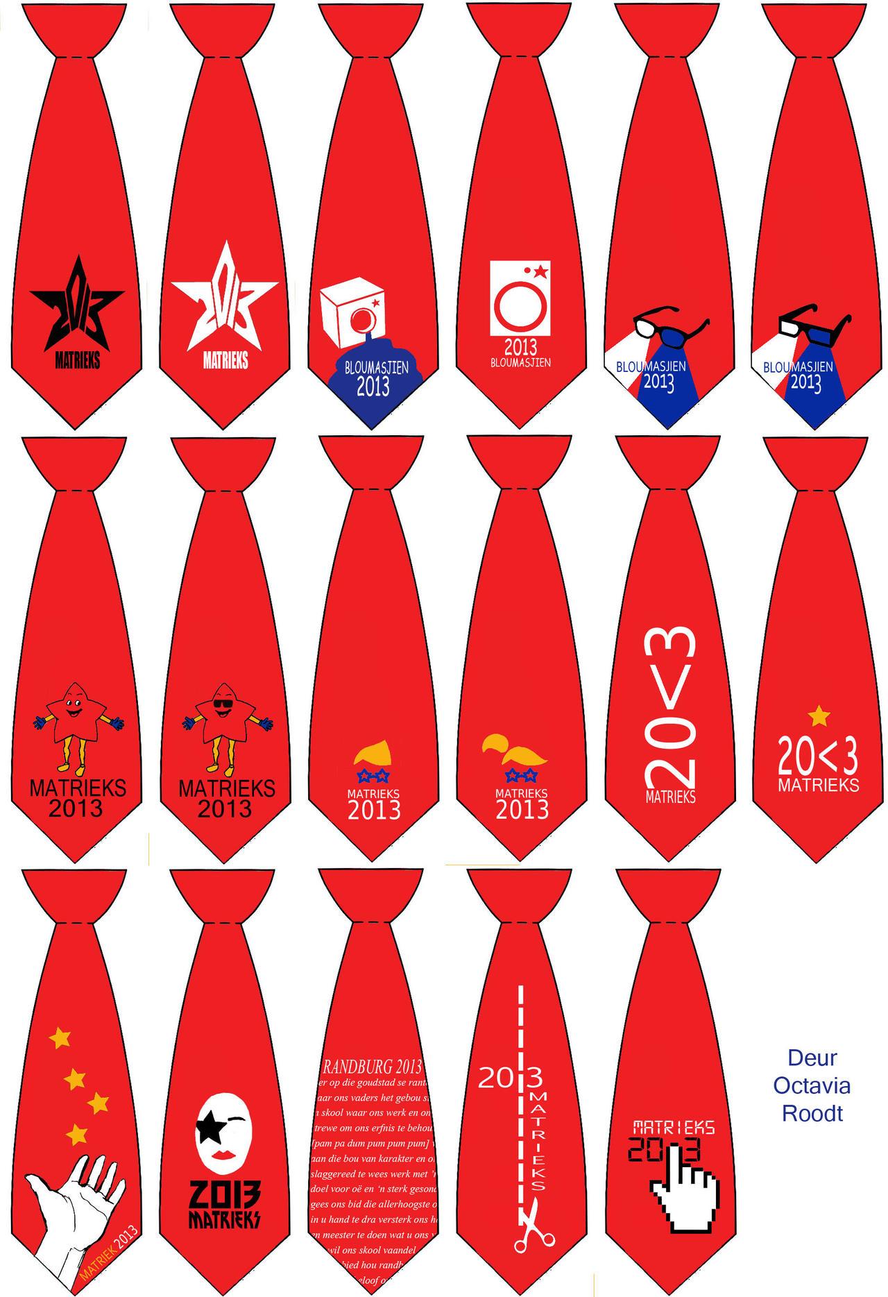 matric tie designs by tawwies on deviantart