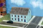 N Scale Naomi Scott House