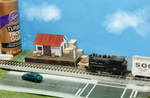 More Tiny Trains And Stations