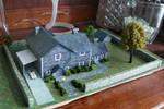 Nigel Thornberry's House N Scale