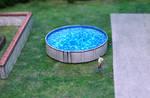 N Scale Pool